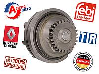 Водяная помпа Renault Premium, Kerax, Magnum для двигателя MIDR MIDS Febi для тягача