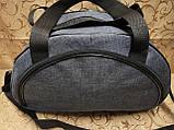 Спортивная сумка ADIDAS Мессенджер мужская и женская сумка для через плечо(только ОПТ), фото 4
