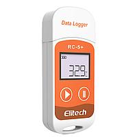 Регистратор температуры Elitech RC-5+ (-30...+70 °C, память 32000, PDF)