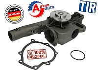 Водяная помпа Mercedes Atego, Axor, Vario, 814 для двигателя (OM904/ 906/ 924/ 926)  грузовой запчасти
