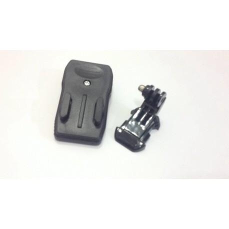 Крепление-клипса для камер GoPro с защелкой