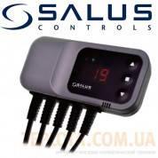 Регулятор для управления насосом солнечного коллектора и циркуляционным насосом SALUS PC13S