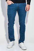 Джинсы мужские потертые 220V001 (Светло-синий) 8f235b7220c43