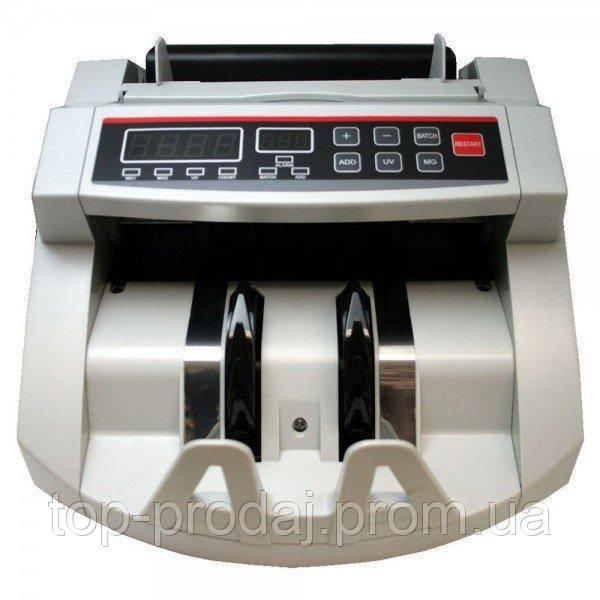 Счетная машинка 2089 / 7089, Счетная машинка для купюр, Машина для пересчета денег, Счетчик купюр с детекцией