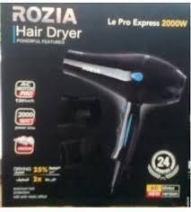 Фен для волос ROZIA HC-8208, фото 2