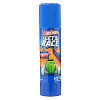 Клей-карандаш Kite Hot Wheels HW19-130 8 г