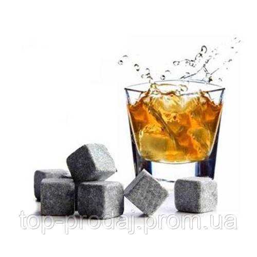 Камни Whiskey Stones-2 B, Охлаждающие камни кубики в виски, Многоразовый лед для алкоголя, Охлаждающий лед