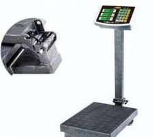 Электронные весы на 300 кг Domotec IRON, фото 2