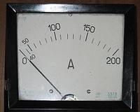 Амперметр Э378