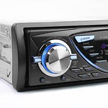 Автомагнитола P-300  с монтажным размером 1 DIN USB-накопители плееры iPod карты памяти SD/MMC, фото 2
