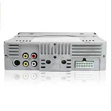 Автомагнитола P-300  с монтажным размером 1 DIN USB-накопители плееры iPod карты памяти SD/MMC, фото 3