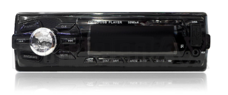 Автомагнитола Pioneer 6243 MP3/SD/USB/AUX/FM (копия)