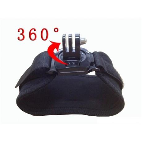 Крепление GoPro на руку/запястье 360