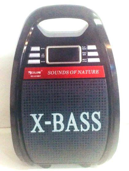 Радио Голон RX-810BT с микрофоном