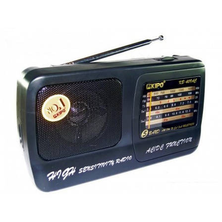 Радиоприёмник Kipo KB-409, фото 2