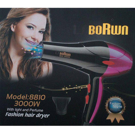 Фен для волос BR-8810, фото 2