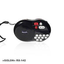 Радиоприёмник cUSB/SD GOLON RX-142  иёмким аккумулятором POWER BANK