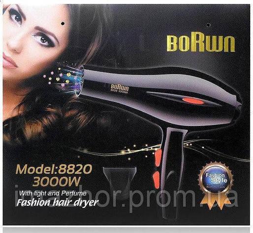 Фен для волос Borwn BR-8820, фото 2