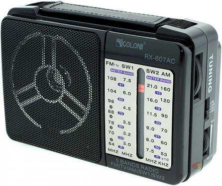 Радиоприемник GOLON RX-607AC, фото 2