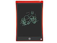 Цифровой графический планшет Vakindсо  Красный