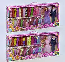 """Кукла """"Барби"""" 8899 """"Семья"""" с набором одежды"""