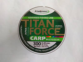 Леска Kalipso Titan Force Carp MC 300м 0.28мм