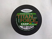 Леска Kalipso Titan Force Carp MC 1000м 0,28мм