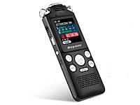 Професійний цифровий диктофон Noyazu 8 Гб Швидка зарядка