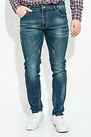 Джинсы мужские в стиле Casual 350V001 (Темно-синий) 52f63e1792795