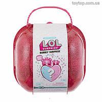 LOL Сюрприз! Шипучий сюрприз (розовый) с эксклюзивной куклой и питомцем - L.O.L. Surprise! Bubbly Surprise (Pink) with Exclusive Doll and Pet