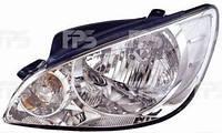 Фара передняя Hyundai GETZ 06-11 левая, электр. регулир. 3128 R1-P