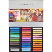Пастель сухая 36 цвета марко Raffine 200071