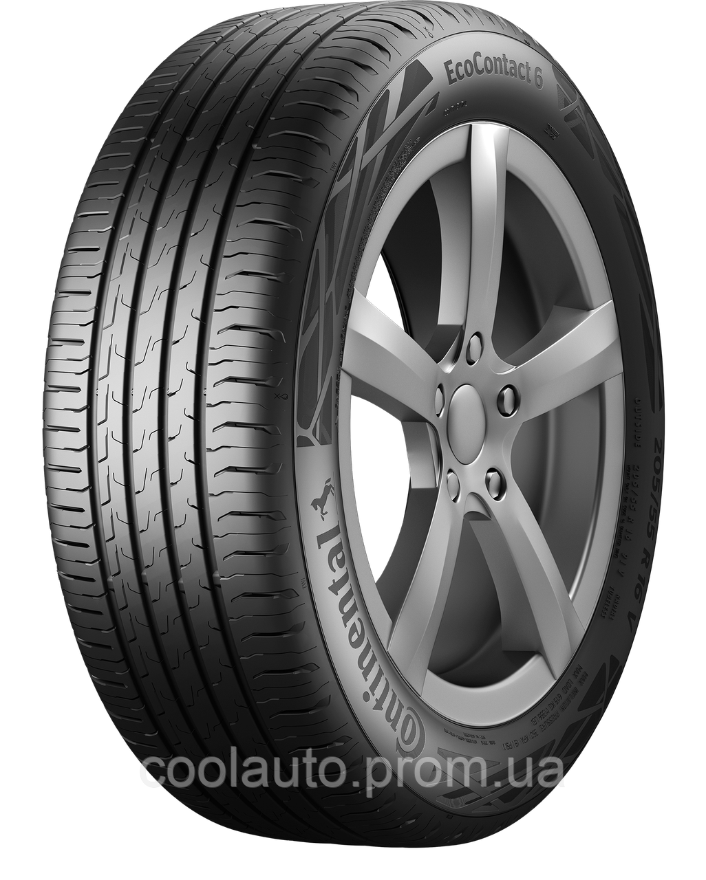 Шины Continental EcoContact 6 155/80 R13 79T