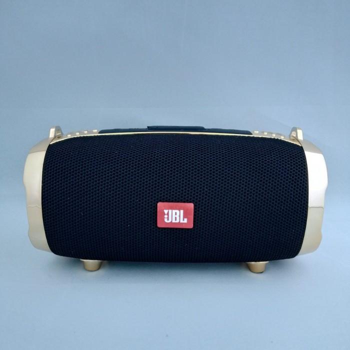 Портативная bluetooth колонка JBL M228 FM, MP3, радио Чёрный