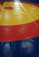 Покрывало(покрышка) борцовское 3-х цветное 12.5м x 12.5м международный стандарт Fila