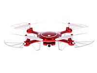 Квадрокоптер Syma X5UW с WiFi - FPV  Красный