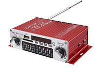 Цифровий аудіоплеер- підсилювач потужності Kentiger HY-602 USB MP3 SD