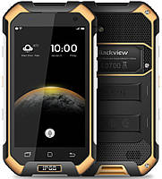 Blackview BV6000S black-yellow IP68 2/16 Gb, фото 1