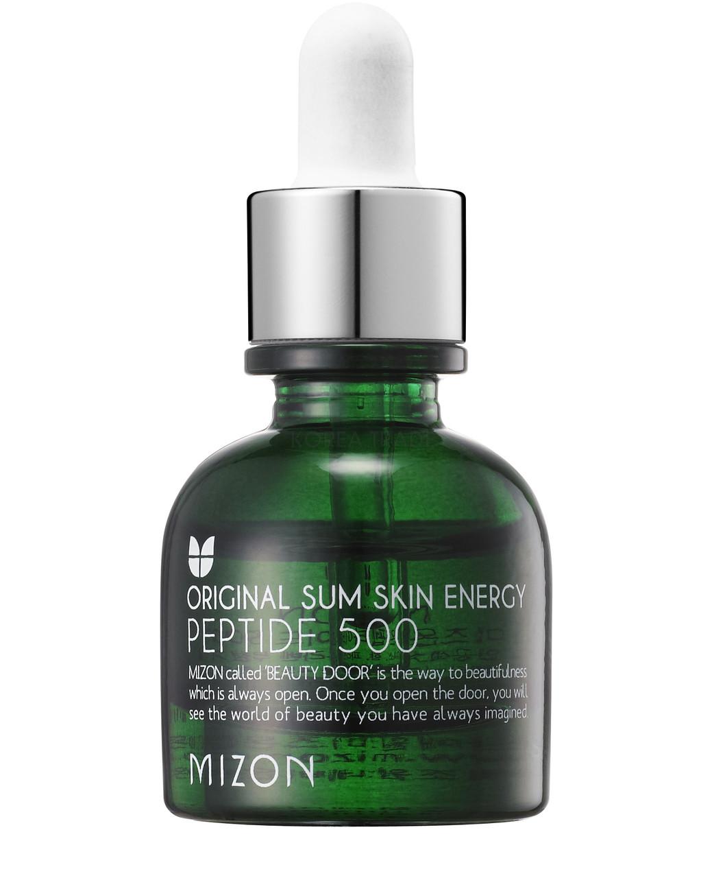 Акція -15% Пептидная сыворотка Mizon Original Skin Energy Peptide 500 - 30 мл