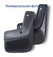 Брызговики задние для Geely Emgrand X7 2013- вн. комплект 2шт эконом вариант NLFD.75.10.E13