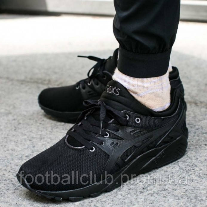 Кроссовки Asics TIGER Gel-Kayano Trainer Black H707N-9090