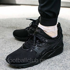 Кроссовки Asics TIGER Gel-Kayano Trainer Black H707N-9090, фото 2