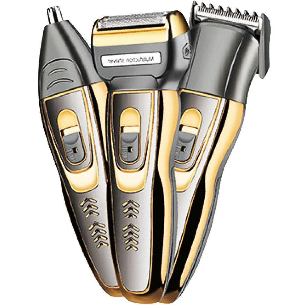 Набор для стрижки 3в1 Gemei GM 595 Hair Trimmer