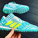 Сороконожки Adidas nemeziz  1120(реплика), фото 2