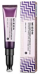 Акція -15% Сыворотка-лифтинг для лица точечного действия Mizon Collagen power lifting ex spot serum - 20 мл