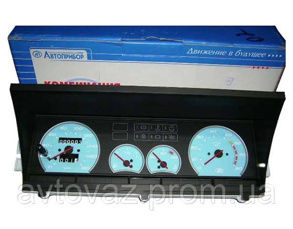 Комбінація приладів, щиток 21099-комфорт (тюнінг)