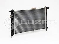 Радиатор охлаждения алюминиевый  ЛУЗАР LRc 05470 для Daewoo Nexia