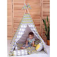 Вигвам Комплект Египет с подушкой, детская игровая палатка