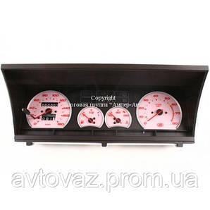 Комбінація приладів, щиток Ваз 21099 люкс (тюнінг)