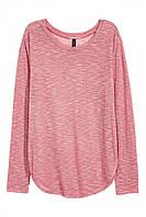 Вязаный джемпер                         H&M                         m                         Розовый                         (0358547010)